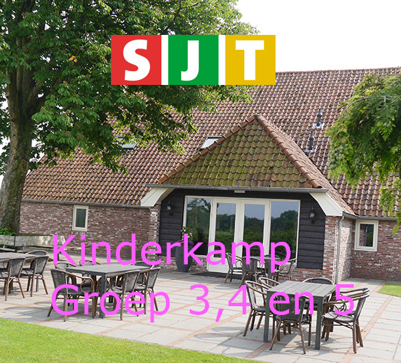 Kinderkamp 2021 3/4/5